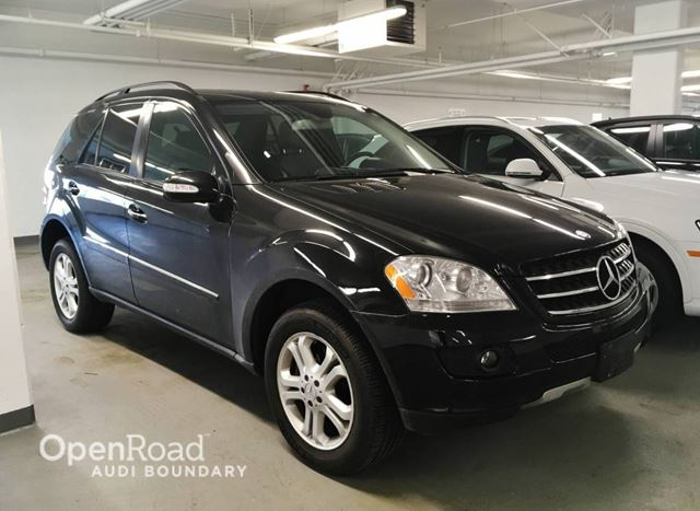 2007 mercedes benz m class 3 0l vancouver british for 2007 mercedes benz m class