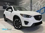 2016 Mazda CX-5 GT A/T AWD Demo Bluetooth Sunroof Leather Navi  in Port Moody, British Columbia