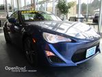 2013 Scion FR-S Manual Transmission, Bluetooth, Fun to Drive in Port Moody, British Columbia