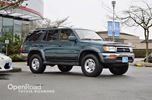 1997 Toyota 4Runner 4dr Limited w/ Leather Interior, Power Front Se in Richmond, British Columbia