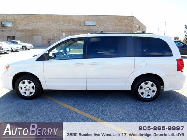 2012 dodge grand caravan se woodbridge ontario used car for sale. Cars Review. Best American Auto & Cars Review