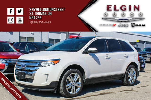 2013 FORD EDGE Limited in St Thomas, Ontario