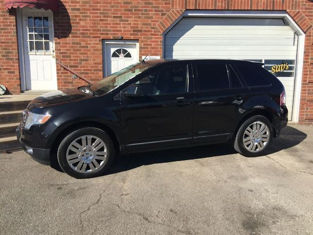 2010 FORD EDGE SEL in Bowmanville, Ontario