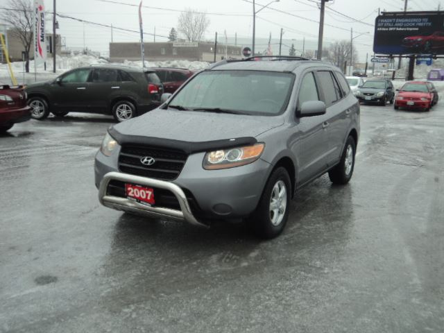 2007 hyundai santa fe ottawa ontario used car for sale 2721648. Black Bedroom Furniture Sets. Home Design Ideas
