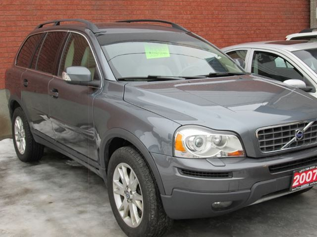 2007 volvo xc90 3 2 ottawa ontario car for sale 2721074. Black Bedroom Furniture Sets. Home Design Ideas