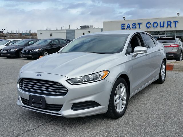2014 ford fusion se scarborough ontario used car for sale 2721017. Black Bedroom Furniture Sets. Home Design Ideas