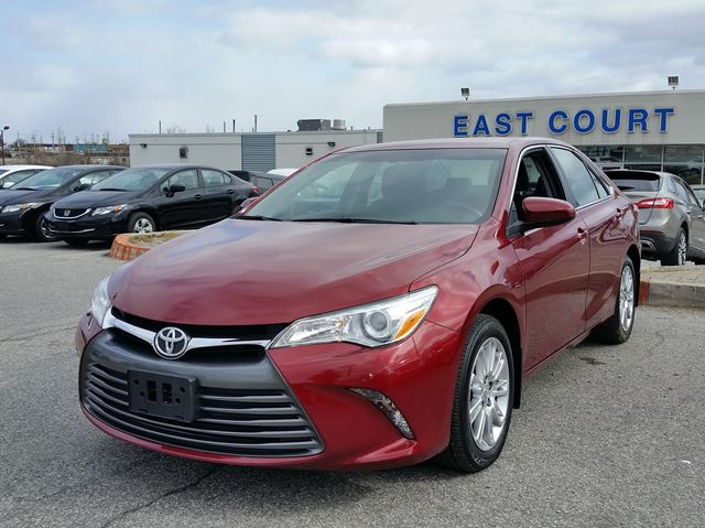 2015 toyota camry le scarborough ontario used car for sale 2721026. Black Bedroom Furniture Sets. Home Design Ideas