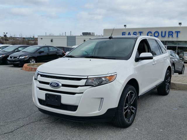 2014 ford edge sel nav keyless start scarborough scarborough ontario used car for sale 2721047. Black Bedroom Furniture Sets. Home Design Ideas