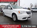 2016 Chrysler Town and Country Touring-L ACCIDENT FREE w/ POWER SLIDING DOORS/LIFTGATE & LEATHER in Surrey, British Columbia