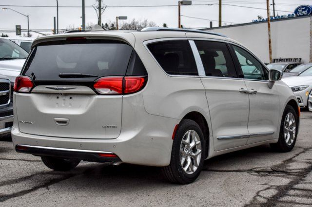 2017 chrysler pacifica new car limited adv safetytec uconnect theater pkgs nav keysense pano. Black Bedroom Furniture Sets. Home Design Ideas