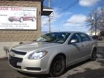 2010 Chevrolet Malibu 2010 Chevrolet Malibu EXTRA SET OF TIRES INCLUDED, 12M.WRTY$6490 in Ottawa, Ontario