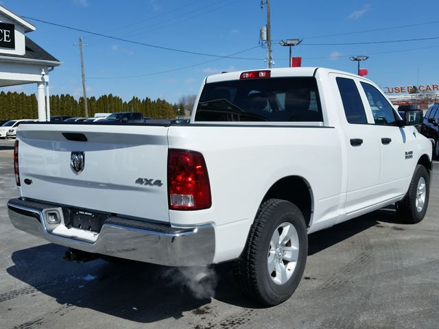 2013 dodge ram 1500 sxt 4x4 v6 auto one owner local trade paris ontario car for sale. Black Bedroom Furniture Sets. Home Design Ideas