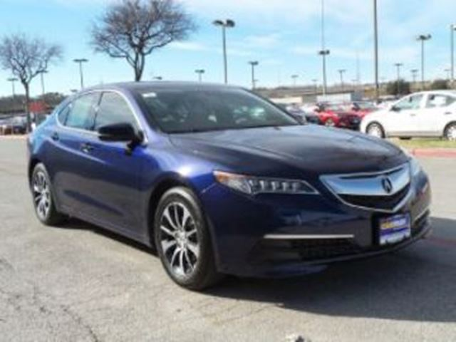 2015 acura tlx sh awd technology package w rear spoiler mississauga ontario used car for. Black Bedroom Furniture Sets. Home Design Ideas