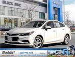 2017 Chevrolet Cruze LT -6AT in Mississauga, Ontario