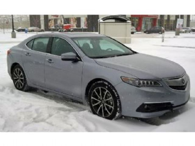 2015 acura tlx awd tech dark grey lease busters. Black Bedroom Furniture Sets. Home Design Ideas