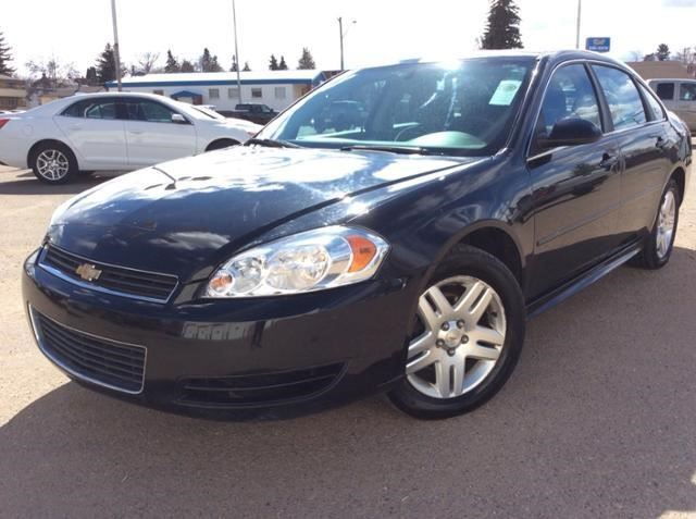2011 CHEVROLET IMPALA LT in Brooks, Alberta