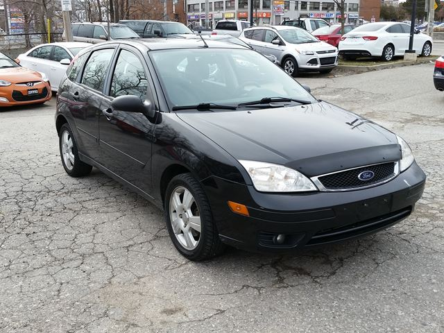 used 2007 ford focus zx5 ses mississauga. Black Bedroom Furniture Sets. Home Design Ideas