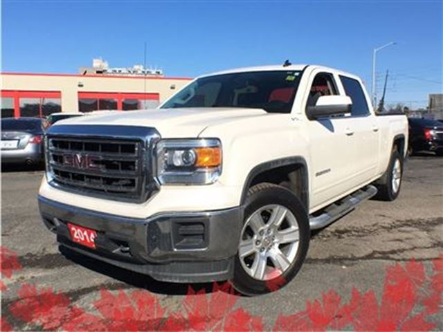 2014 GMC Sierra 1500 SLE**BLUETOOTH**BACK UP CAMERA**ALLOY WHEELS** in Mississauga, Ontario