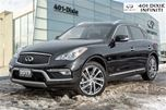 2017 Infiniti QX50 AWD, Technology Pkg! Navigation & Blind Spot! in Mississauga, Ontario