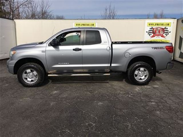 2010 Toyota Tundra Sr5 Trd Off Road Crew Cab Bluetooth