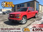 2012 Chevrolet Colorado LT LOW LOW KMS!! SUPER HARD TRUCK TO FIND! in St Catharines, Ontario
