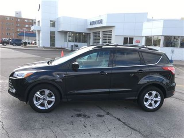 2015 ford escape se fwd burlington ontario used car for sale 2723193. Black Bedroom Furniture Sets. Home Design Ideas
