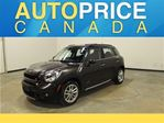 2015 MINI Cooper Countryman Cooper S AWD PANOROOF LEATHER in Mississauga, Ontario