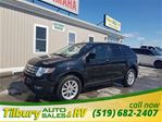 2009 Ford Edge SEL Great condion, Certified, Pre Owned in Tilbury, Ontario