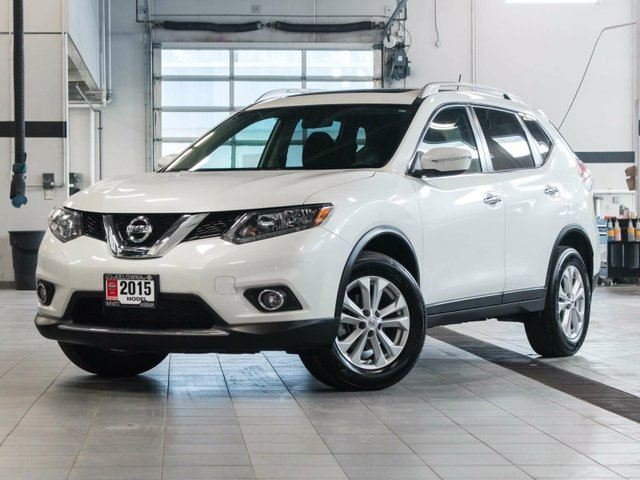 2015 nissan rogue sv awd kelowna british columbia used car for sale 2722494. Black Bedroom Furniture Sets. Home Design Ideas