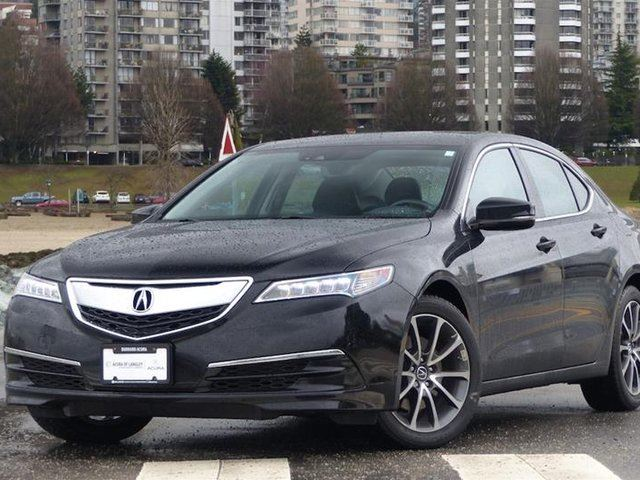 2016 acura tlx 3 5l sh awd w tech pkg vancouver british columbia car for sale 2722658. Black Bedroom Furniture Sets. Home Design Ideas