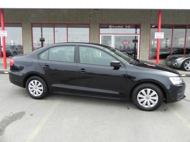 2013 VOLKSWAGEN JETTA TRENDLINE PLUS Heated Seats, Bluetooth, A/C, - Edmonton in Sherwood Park, Alberta