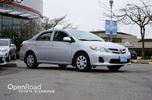 2013 Toyota Corolla Bluetooth, Steeringwheel Audio Controls, Heated in Richmond, British Columbia