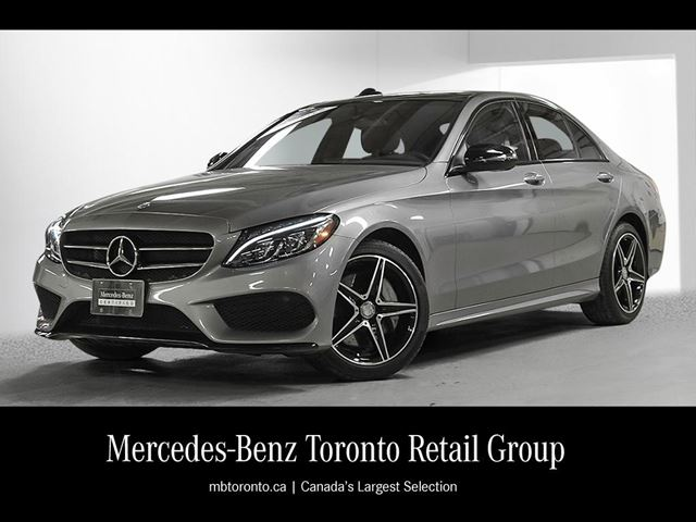 2016 mercedes benz c class c300 4matic sedan toronto for 2016 mercedes benz c class c300 4matic
