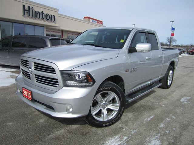 2015 dodge ram 1500 sport heated seats steering wheel perth ontario car for sale 2722521. Black Bedroom Furniture Sets. Home Design Ideas