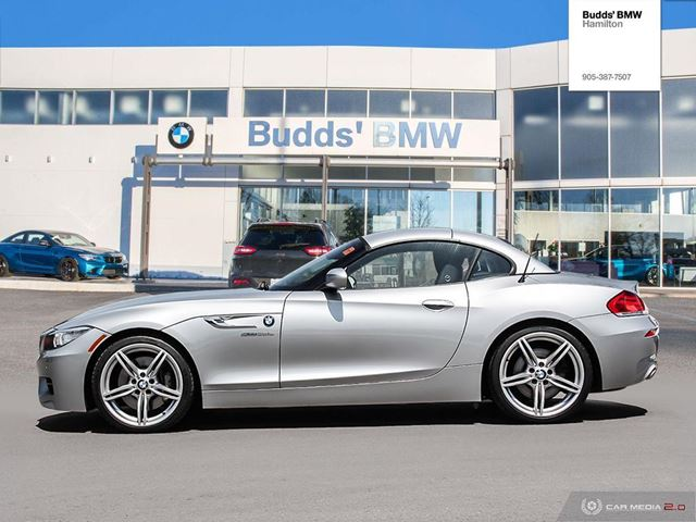 2016 bmw z4 35is hamilton ontario used car for sale 2723039. Black Bedroom Furniture Sets. Home Design Ideas