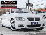 2013 BMW 3 Series 328 i Convertible ONLY 80K! **M SPORT PKG** NAVIGATION PKG **6 SPD** in Scarborough, Ontario