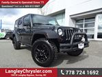 2010 Jeep Wrangler Unlimited Rubicon W/ 4X4, POWER WINDOWS/LOCKS & TOW PACKAGE in Surrey, British Columbia