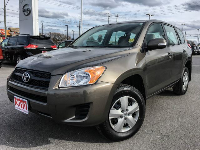 2010 toyota rav4 one owner vandermeer serviced cobourg ontario used car for sale 2723170. Black Bedroom Furniture Sets. Home Design Ideas