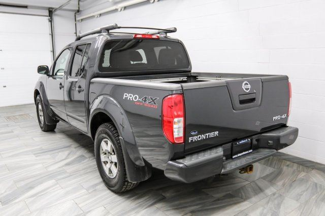 2012 nissan frontier pro 4x 4wd 91 wk zero down. Black Bedroom Furniture Sets. Home Design Ideas