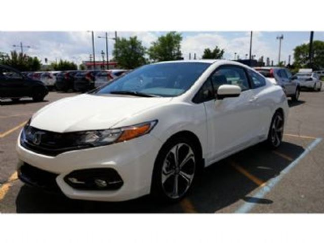 2015 honda civic 2dr man si winter tires rims mississauga ontario used car for sale 2723468. Black Bedroom Furniture Sets. Home Design Ideas