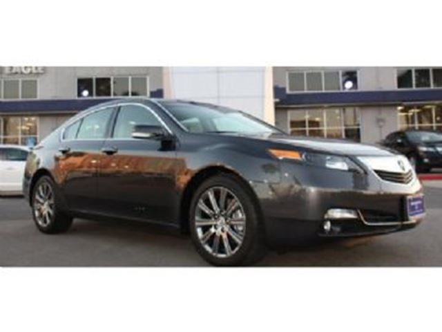 2014 Acura TL SH-AWD w/Tech Pkg. in Mississauga, Ontario