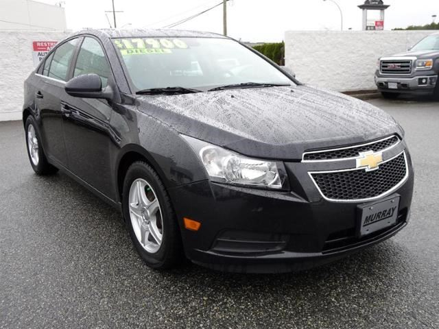 2014 chevrolet cruze diesel abbotsford british columbia used car for sale 2722700. Black Bedroom Furniture Sets. Home Design Ideas