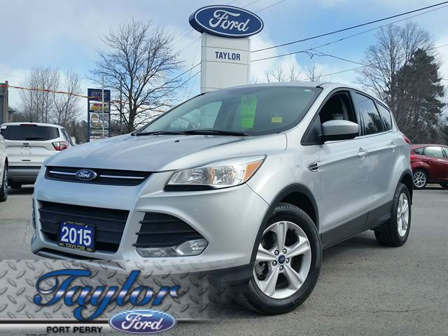 2015 ford escape se awd 17 39 s ecoboost port perry ontario used car for sale 2722611. Black Bedroom Furniture Sets. Home Design Ideas