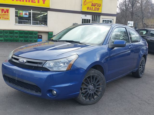 2009 Ford Focus SES Leather in Dundas, Ontario