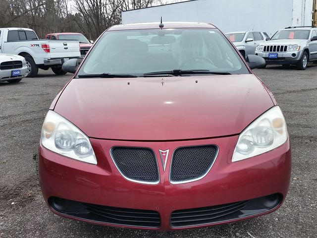 2008 Pontiac G6 Se Whitby Ontario Used Car For Sale 2723396