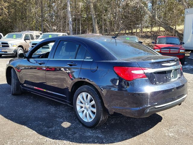 2012 chrysler 200 lx whitby ontario used car for sale. Black Bedroom Furniture Sets. Home Design Ideas