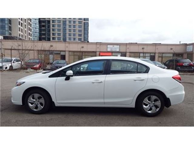 2014 honda civic lx no accident certified very clean 12900   brampton ontario used car for