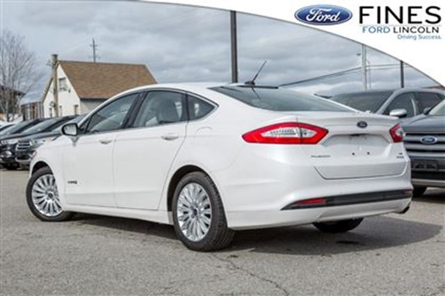 2015 ford fusion se hybrid luxury pkg leather bolton. Black Bedroom Furniture Sets. Home Design Ideas