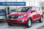 2013 Kia Sportage 2.4L LX FWD at in Winnipeg, Manitoba