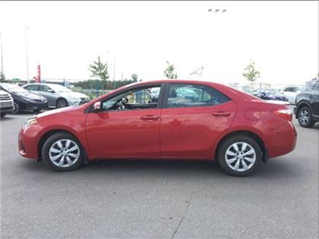 2014 toyota corolla s mississauga ontario used car for sale 2724630. Black Bedroom Furniture Sets. Home Design Ideas